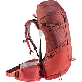 deuter Futura Pro 38 SL Backpack Women redwood/lava